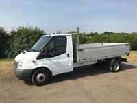 FORD TRANSIT t350 2.4 DIESEL TRUCK 2007 07-REG ONLY 58000 MILES FULL SERVICE HISTORY DRIVES LIKE NEW