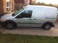Ford connect silver van for sale £1100