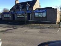 Hotel/bar/takeaway/main A90 Hatton
