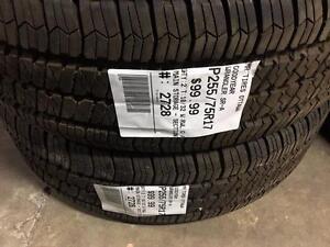 255/75/17 Goodyear Wrangler SR-A *Allseason Tires*