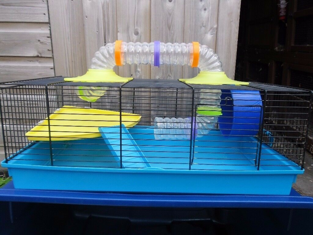 FOP Hamster cage