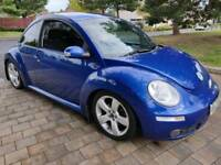 2007 VW BEETLE 1.9 TDI FACELIFT MODEL