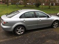 FOR SALE 2005 silver Mazda 6