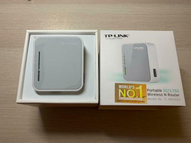 TP-Link TL-MR3020 Mini Router | in Waterloo, London | Gumtree