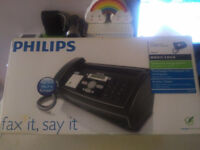 Philips PPF 631E/EU201 Magic 5 Primo FAX Machine. BARGAIN!