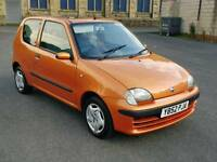 Fiat seicento ax 1.0 petrol