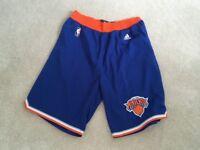 New York Knicks shorts (Adidas) - Size L