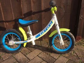 """Carrera Coast Balance Bike - 12"""""""