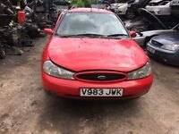 1999 Ford Mondeo LX TD Estate 1.8L Diesel Red BREAKING FOR SPARES