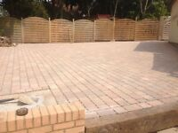 Slabbing patio step driveway drainage fencing fencer ramp wall foundations extension building drive
