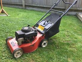 Mascot by Mountfield push mower