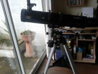 For Sale Sky Watcher Telescope with reflector lens £150