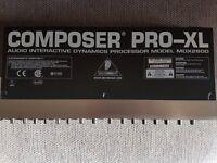 Behringer Composer Pro- XL MDX 2600