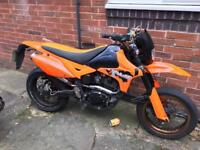 Pulse 125cc Lerner Legal! 8months mot