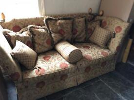 David Gundry Upholstery Manhattan Sofa