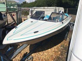 Picton 166GTS speedboat powerboat Evinrude