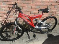 Dunlop Disc 24 Kids Mountain Bike