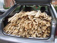 kindling.firewood.( hard wood.)for wood burner.chimenea,fire pit.coal fire.etc
