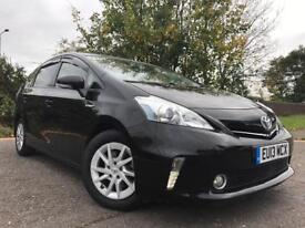 TOYOTA PRIUS PLUS 7 SEATER HYBRID AUTOMATIC WITH FULL SERVICE HISTORY