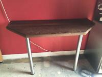 Indian Rosewood Breakfast Bar