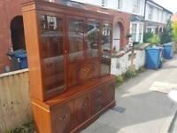 Antiques cupboard