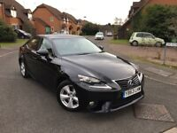 Lexus IS 300 2.5 E-CVT 2014 Hybird Finance Available
