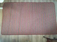 Rug 242x152 cm, 100% wool