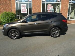2013 Hyundai Santa Fe Sport 2.0T AWD | $85/week, tax in, $0 down