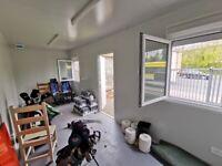 Portacabin to rent 150 per week