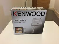 New in box hand mixer