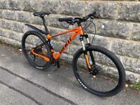 GIANT FATHOM 2 2017 11 speed 29er M size mountain bike