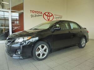 2012 Toyota Corolla * SPORT * TOIT * MAGS * GR ELECT * A/C *