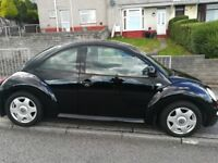VW BEETLE New Full 12 Month MOT , just serviced, 4 new tyres,