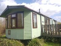 Double glazed static caravan at Billing Aquadrome - 2 bed - stunning pre-owned