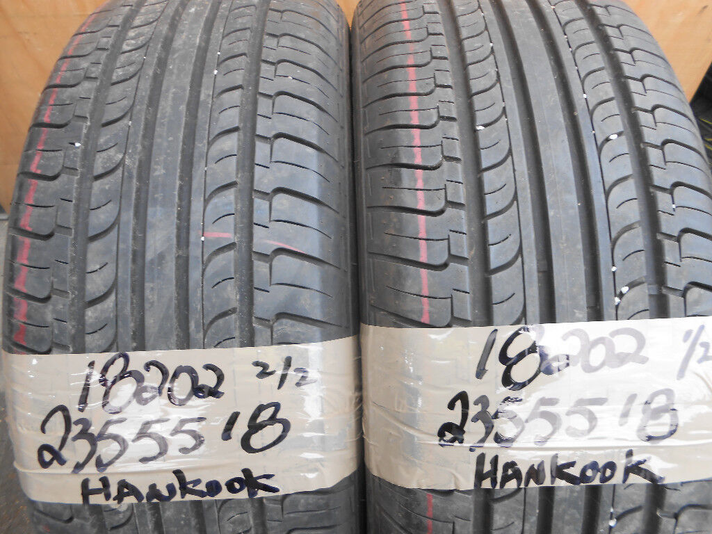 New and Used Car Tyres