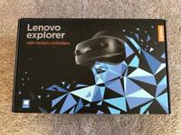 Lenovo Explorer with Motion Controller