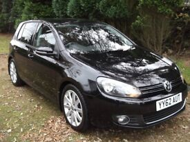 2012 VW Golf 2.0 Gt Tdi 140bhp - Only 49000 Miles