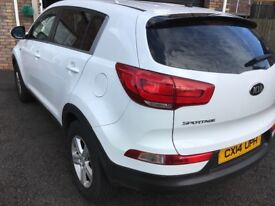 2014 Kia Sportage for sale CX14UPH