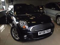 2008 MINI ONE 1.4 3dr FULL SERVICE HISTORY 2 KEYS MOT