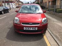 2007 Ford Fiesta Zetec Climate 1.4, Facelift model, Only 76k mileage, SERVICE HISTORY
