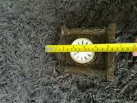 Quartz genesis Ireland fine arts clock very heavy