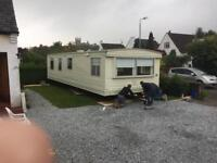 **SOLD pending collection** Static Caravan 32'x12'
