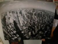 Very large picture new york