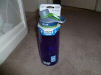 Camelbak Chute 1L Leak Proof Water Bottle Indigo