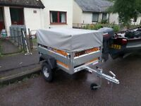Erde classic trailer and canopy hardly been used in great condition good we trailer for your camping
