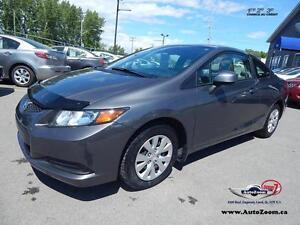 2012 Honda Civic LX * 31,88$/sem *