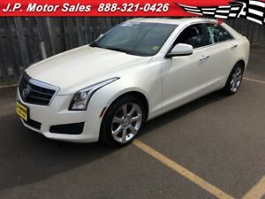 2014 Cadillac ATS Automatic, Sunroof, AWD, Only 55, 000km