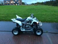 2006 YAMAHA RAPTOR 700R ROAD LEGAL /. MAY PX OR SWAP