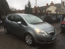 2011 Vauxhall Meriva 1.7 CDTi 16v S 5dr**ONLY 2 FORMER KEEPERS FROM NEW**LAST...