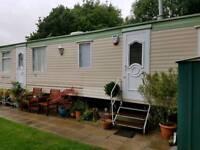 3 Bed spacious caravan